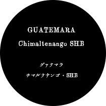 グァテマラ・チマルテナンゴ・SHB 100g