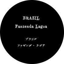 ブラジル・ファゼンダ・ラゴア 100g