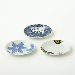 楕円皿(小)