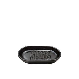 日常茶飯器 黒 おろし皿