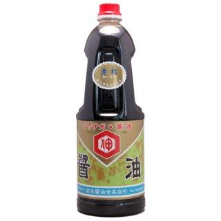 岩永醤油 さしみ醤油【老松】1.8L