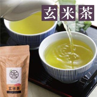 お茶のカジハラ 玄米茶 (180g)