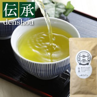お茶のカジハラ 伝承 (80g)