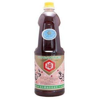 岩永醤油 うすくちしょうゆ【こむらさき】1.8L
