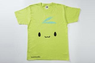 Tシャツ(ライトグリーン・全面)