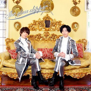 【CD】「The glass slipper(通常盤)」/glass slipper