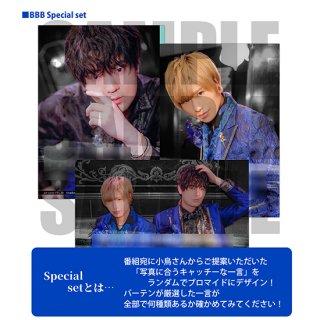 【art sonic FES.20】ブロマイドセット(Special)/BBB