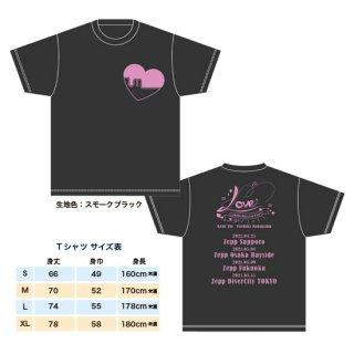 【UMake 4th Live】Tシャツ(ブラック ver.) /UMake