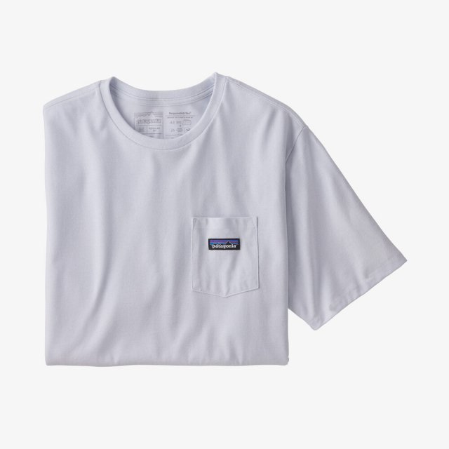 M's P-6 Label Pocket Responsibili-Tee