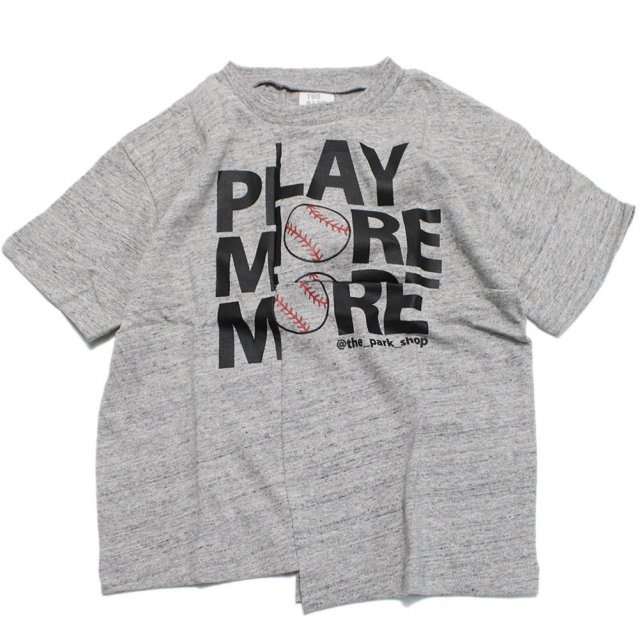 <img class='new_mark_img1' src='https://img.shop-pro.jp/img/new/icons14.gif' style='border:none;display:inline;margin:0px;padding:0px;width:auto;' />Kid's PLAY MORE TEE