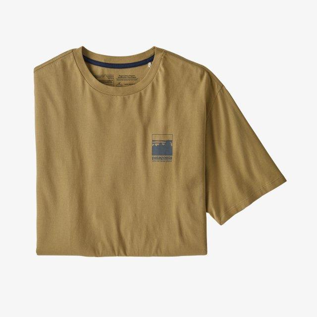 Alpine Icon Regenerative Organic Cotton T-Shirt<img class='new_mark_img2' src='https://img.shop-pro.jp/img/new/icons50.gif' style='border:none;display:inline;margin:0px;padding:0px;width:auto;' />