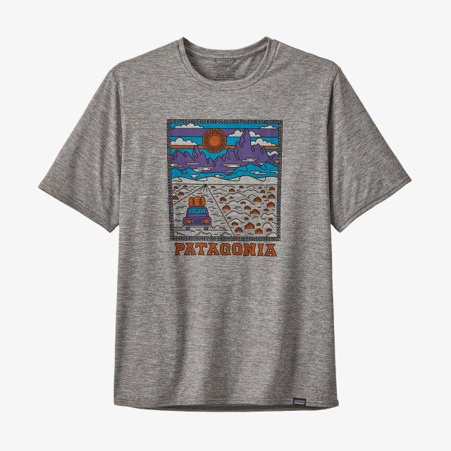 M's Capline Cool Daily Graphic Shirt<img class='new_mark_img2' src='https://img.shop-pro.jp/img/new/icons50.gif' style='border:none;display:inline;margin:0px;padding:0px;width:auto;' />