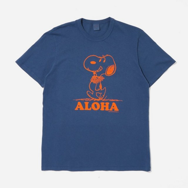 ALOHA SNOOPY TEE<img class='new_mark_img2' src='https://img.shop-pro.jp/img/new/icons50.gif' style='border:none;display:inline;margin:0px;padding:0px;width:auto;' />