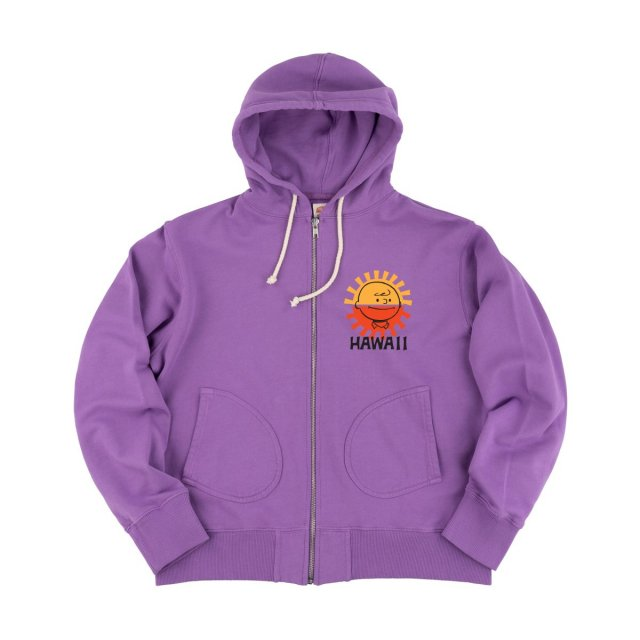 <img class='new_mark_img1' src='https://img.shop-pro.jp/img/new/icons14.gif' style='border:none;display:inline;margin:0px;padding:0px;width:auto;' />HAWAII ZIP HOODY