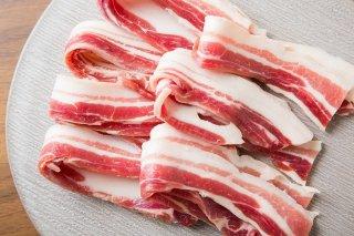 猪肉 バラ 真空冷凍パック 200g