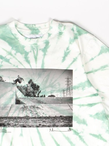 JACK FARDELL GRIND & DROP S/S T-SHIRT GREEN