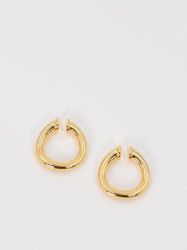 Twist Ring Ear Cuff ゴールド