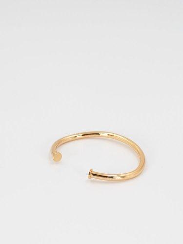 Twist Ring Series2 Bracelet ゴールド