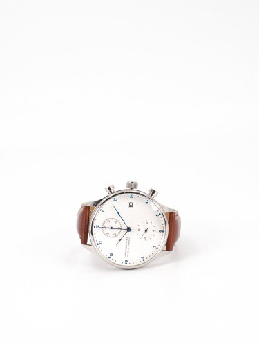 1815 CHRONOGRAPH クロノグラフ時計 ブラウンレザー