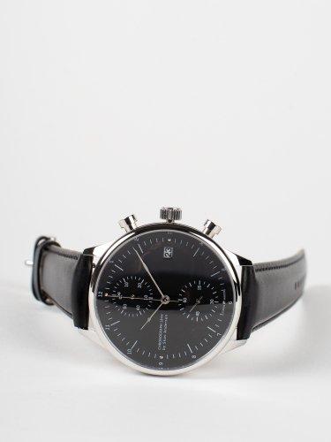 1844 CHRONOGRAPH クロノグラフ時計 シルバー/ブラック