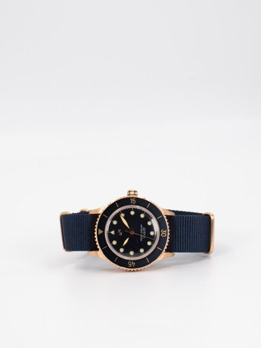 1926 At'sea AUTOMATIC Rose Gold Blue