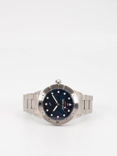 1926 At'sea シルバー×ブルー 時計