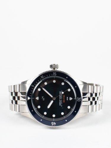 1926 At'sea シルバー×ブルー×ブルー 時計