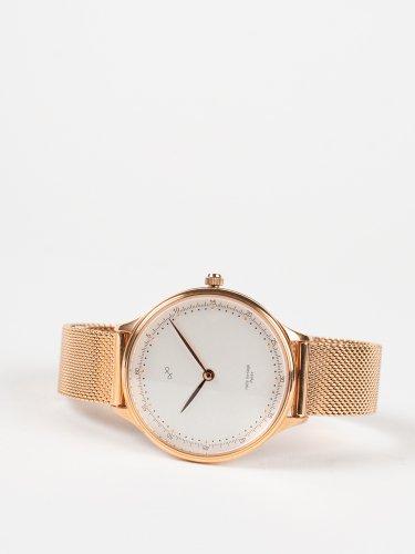 1969 Petite 時計 ローズゴールド×ホワイト