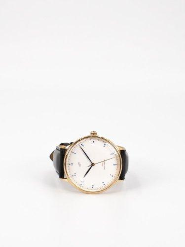 1969 Vintage 時計 ゴールド ブラックストラップ