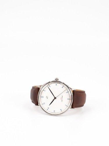 1969 Vintage 時計 ダークブラウンストラップ
