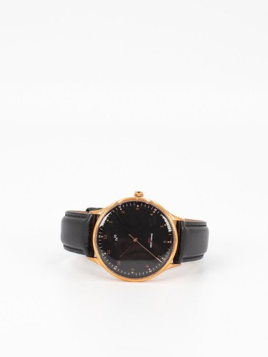 1969 Vintage 時計 ブラックストラップ