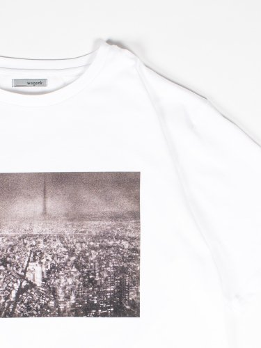 KUTA TKASHIMA collaboration T-shirt