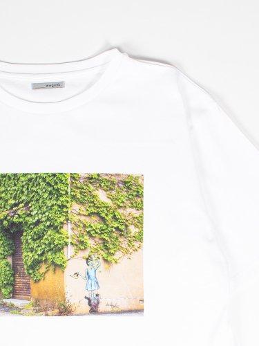AITO KITAZAKI collaboration T-shirt