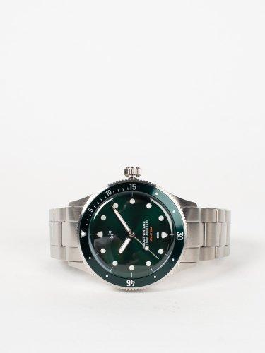 1926 At'sea GREEN SUNRAY シルバー×グリーン  時計
