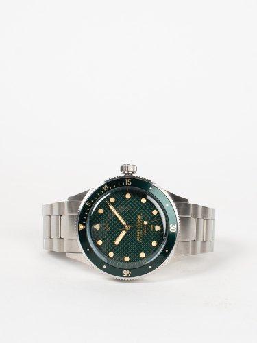 1926 At'sea GREEN TURTLE VINTAGE シルバー×グリーンタートルヴィンテージ  時計