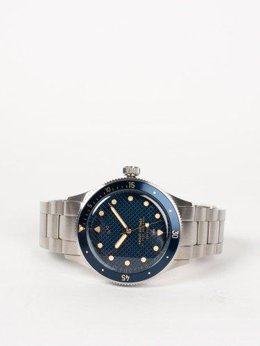 1926 At'sea BLUE TURTLE VINTAGE シルバー×ブルータートルヴィンテージ  時計