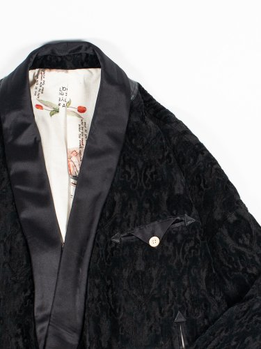 GOWN JACKET