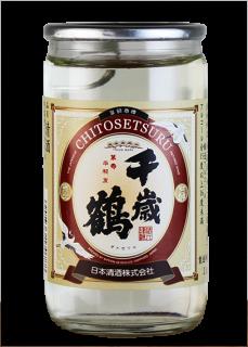 清酒 千歳鶴 (180ml・カップ)