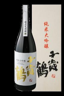 千歳鶴 純米大吟醸 1800ml