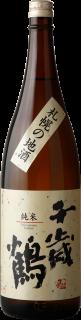 千歳鶴 純米 札幌の地酒 1800ml
