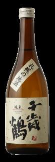 千歳鶴 純米 札幌の地酒 720ml