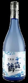 千歳鶴 吟醸酒 氷を浮かべて 720ml