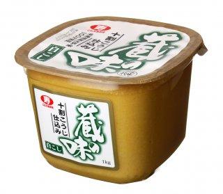 蔵の味(白こし)  1kgカップ