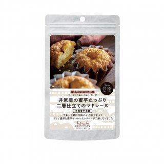 JR PREMIUM SELECT SETOUCHI せとうちのおいしいシリーズ 井原産の蜜芋たっぷり二層仕立てのマドレーヌ