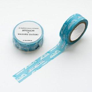 【岡山県産品】JR PREMIUM SELECT SETOUCHI SETOUCHI Masking Tape 1