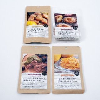 JR PREMIUM SELECT SETOUCHI せとうちのおいしいシリーズ せとうちのおいしいスイーツセット(ご自宅用)