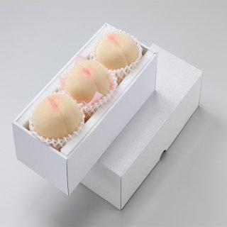 【岡山県産品】【産地直送】スミヨシ 白桃 Lサイズ 3個入