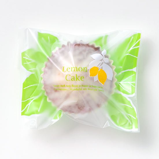 【季節限定】レモンケーキ