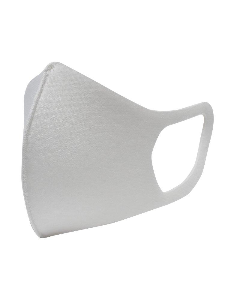 洋服屋さんの日本製洗えるマスク 三層保護膜構造 2枚入【画像2】