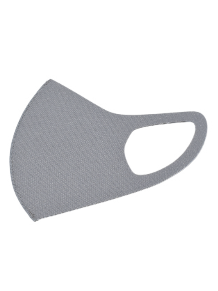 洋服屋さんの日本製洗えるマスク ひんやり 接触冷感・伸縮性 2枚入